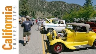Classic Car Show - Wrightwood Mountain Classic Car Show