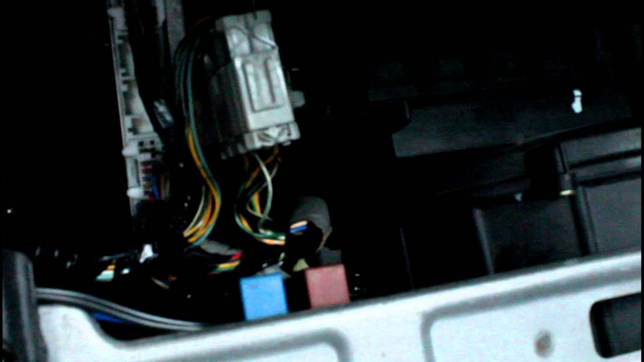 What Honda Limp Mode Looks Like 02 Civic With A Bad Ecm Youtube Engine Control Module Wiring Harness Connector