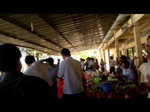 HỌP LOP KHỐI 12 PTTH ĐẦM DƠI KHÓA 93-96 -10/03/2014