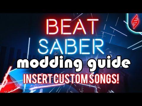 Beat Saber - Mod Guide: Insert Custom Songs