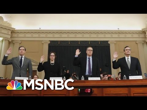 Did The Latest Trump Impeachment Hearing Change Anything On Capitol Hill? | The 11th Hour | MSNBC