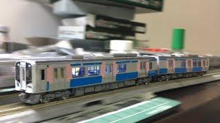 【試作品】 HB-E210 仙石東北ライン 試運転 (鉄道模型)