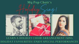 My Pop Choir's Holiday Sing