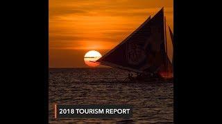 Philippines breaks tourism record in 2018 despite Boracay closure