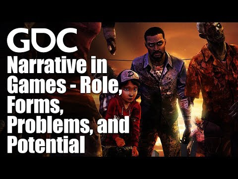 Narrative in Games - Role, Forms, Problems, and Potential