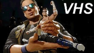 "Mortal Kombat 11 - Трейлер ""Джонни Кейдж"" на русском - VHSник"