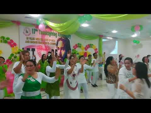 El Shaddai Ras Al Khaimah Cell Group 17th Anniversary 27/10/2017