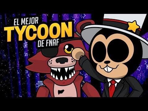 EL MEJOR TYCOON DE FIVE NIGHTS AT FREDDY'S EN ROBLOX