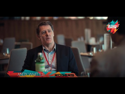 Andy Whittle, Head of Design, Rogers. Interview made at Hi-Files Show 2019  in Belgrade, Serbia.