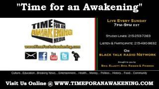 Time for an Awakening with Dr. Ọbádélé Kambon