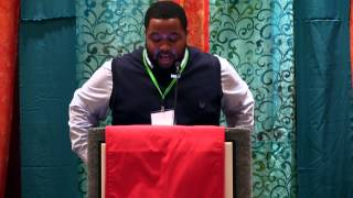 Antonio Redd, 2014 National Festival of Young Preachers