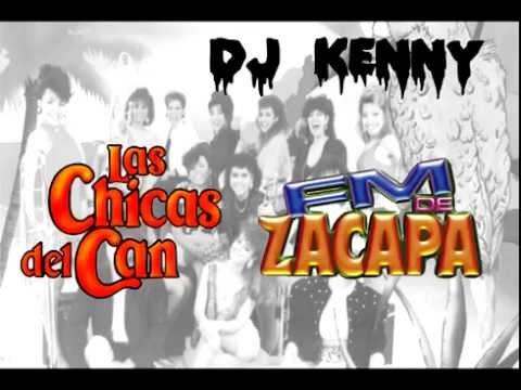 Mix Merengue, Las Chicas Del Can & FM De Zacapa DJ Kenny