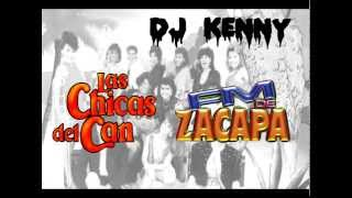 Mix Merengue, Las Chicas Del Can & FM De Zacapa DJ Kenny