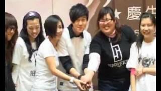 迅雷娛樂 林俊傑三十首次內地慶生 壓力太大否認陳立冷女友身份