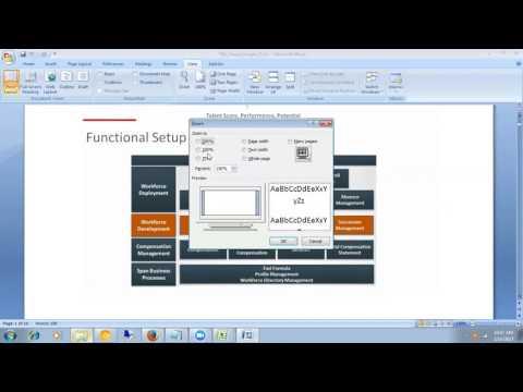 DEMO 2 Oracle HCM Functional RTL Technologies 8885589062