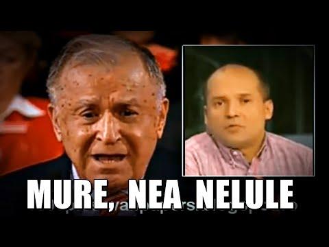 Radu Banciu ii da mu*e lui Ion Iliescu
