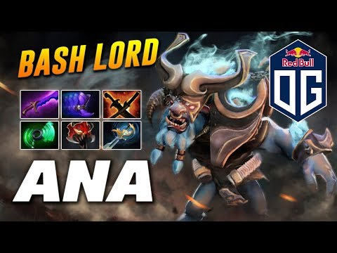 ANA 30 KILLS Spirit Breaker Bash Lord | Dota 2 Pro Gameplay thumbnail