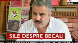 Sile Cămătaru a acordat primul său interviu la Realitatea TV