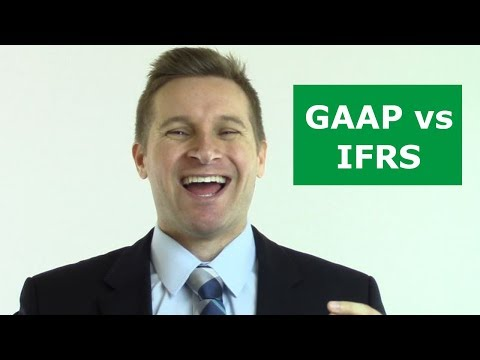 The Difference Between GAAP And IFRS