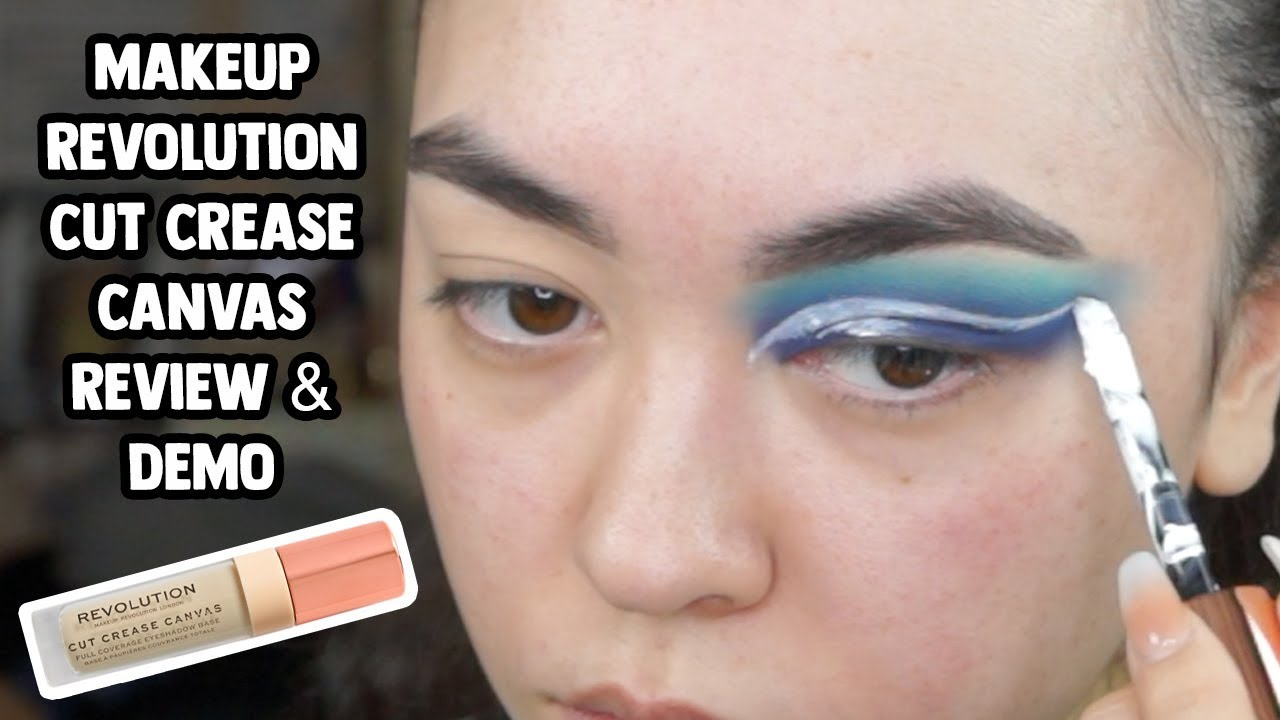 Cut Crease Canvas Eyeshadow Base by Revolution Beauty #3