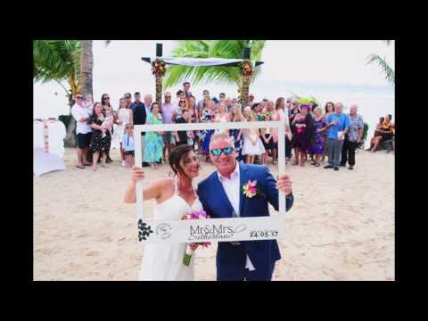 Rarotongan Wedding