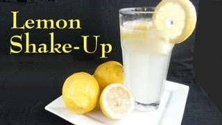 State Fair Lemon Shake-up's!! (homemade Lemonade Recipe)