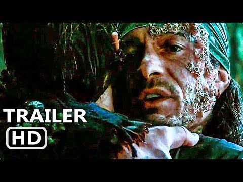 "PIRATES OF THE CARIBBEAN 5 ""Will Turner Meets His Son"" Movie Clips (2017) Disney Movie HD"
