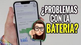 Se Descarga Muy Rápido La BATERIA De Tu iPhone? SOLUCION!!!