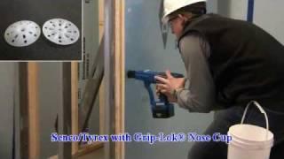 Plasti-Grip® CBW and Grip-Lok® auto-feed fastening system