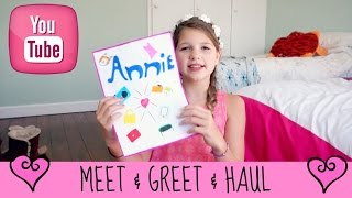 What Does a Meet & Greet Look Like? | SHOPPING in Ireland | Amazing Gift Haul