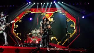 Kiss - Psycho Circus - Manchester Arena - 12 - 07 - 2019 #EndOfTheRoad