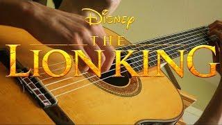 Hakuna Matata - The Lion King (Classical Guitar Cover) Resimi