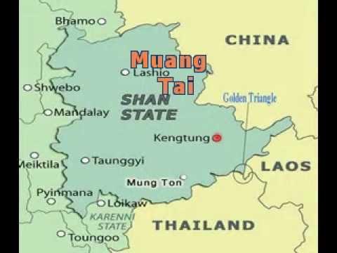 Shan State - (Tai/Dai song - ເພງໄຕ)