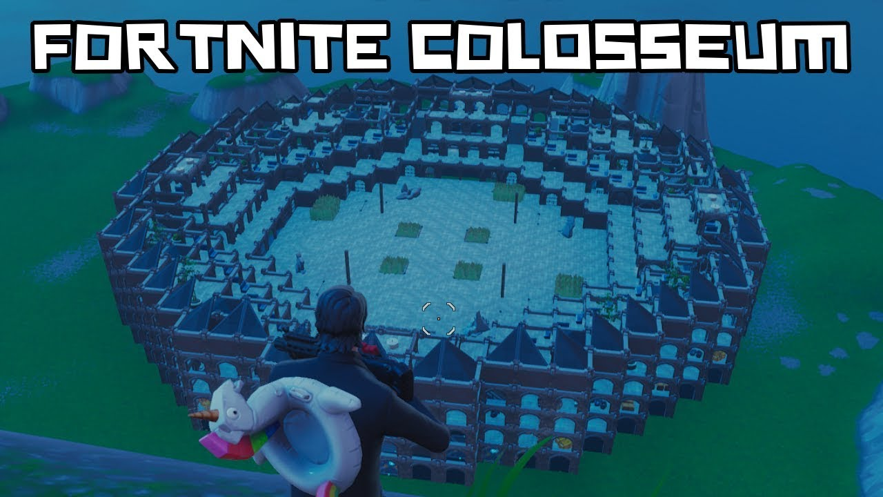 Fortnite Colosseum