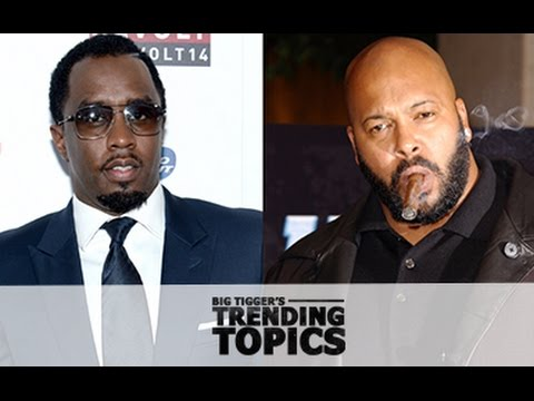 Cuba Gooding Jr., Diddy, Suge Knight + More On Trending Topics: The Big Tigger Show
