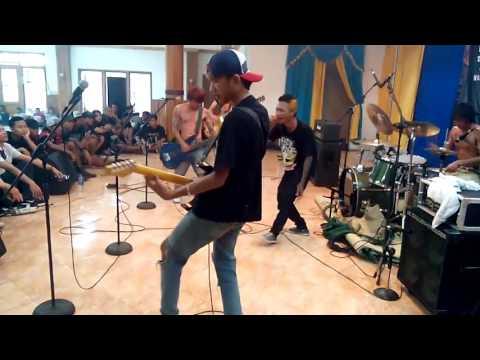 A.s.K Jakarta Punk - Fucking Government (Live)
