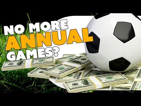 Forget Annual Games! PAY ALL THE TIME! - The Know Game News