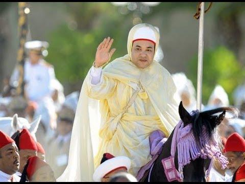 Mohamed 6 king of morocco