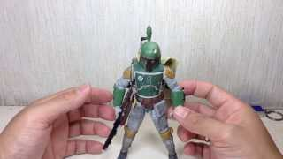 Black Series 6 inch Boba Fett Star Wars Toy Review