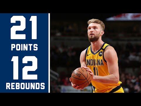 Domantas Sabonis 22 Points 12 Rebounds vs Rockets | FULL Game Highlights