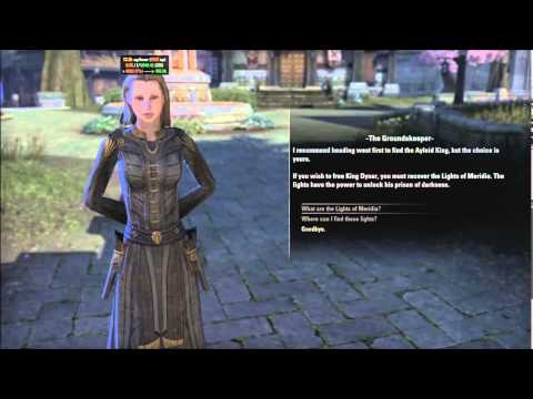 ESO: How to get the last Harborage Quest
