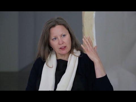 Katrín Sigurðardóttir in conversation with Ziba Ardalan, Founder/Director of Parasol unit