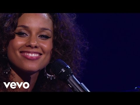Alicia Keys - Un-Thinkable (I'm Ready) (Piano & I: AOL Sessions +1)