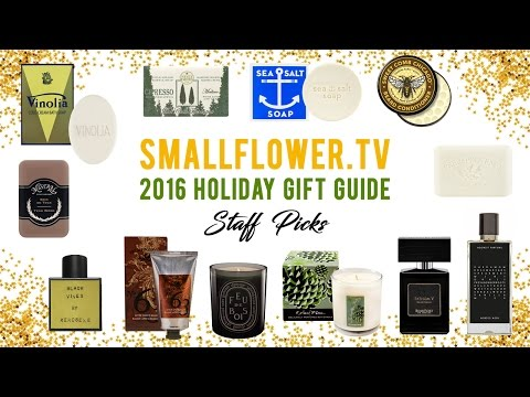 Holiday Gift Guide 2016 - Staff Picks!
