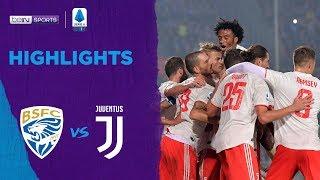 Brescia 1-2 Juventus   Serie A 19/20 Match Highlights