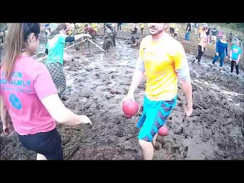 MudDay 2017 Dodgeball