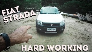 Fiat Strada Hard Working com Arnaldo Keller
