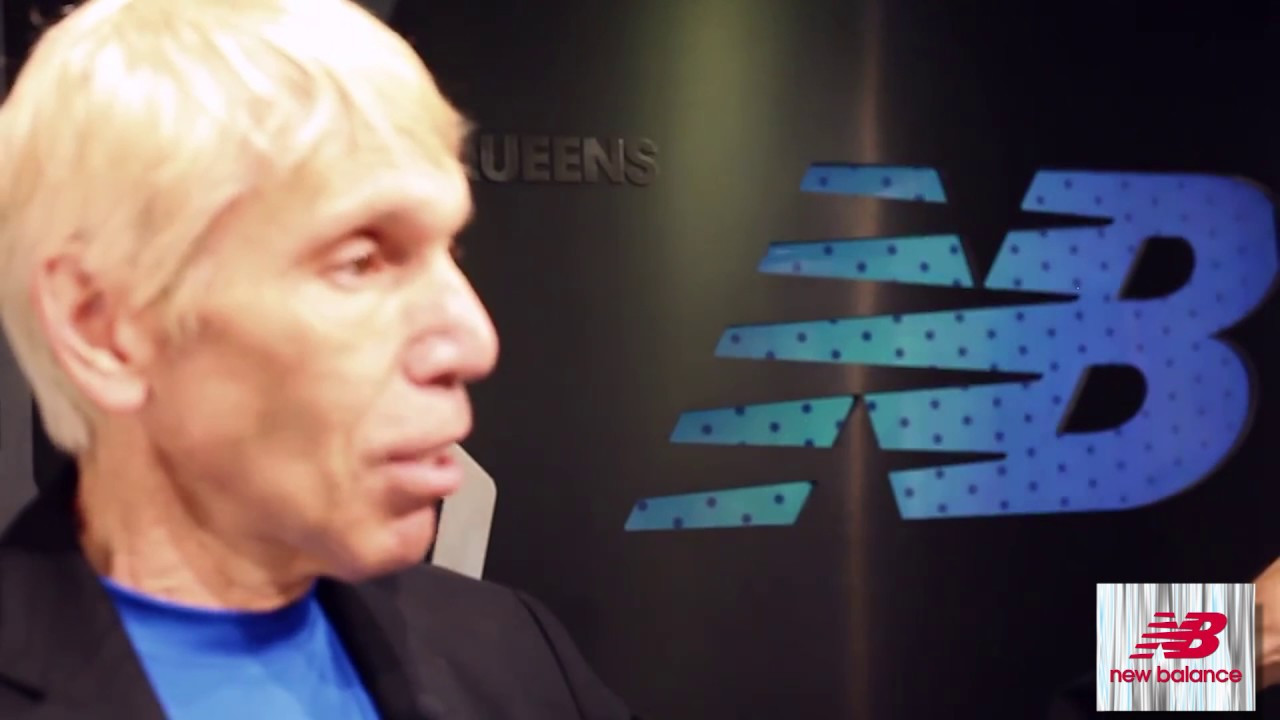 2017 New Balance series: Peter Ciaccia, NYRR President of Events