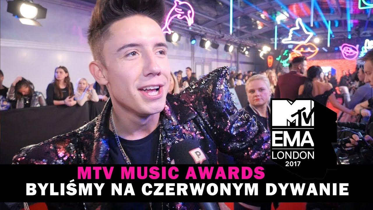 MTV MUSIC AWARDS – byliśmy na czerwonym dywanie!