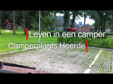 Leven in een camper 421, Camperplaats Heerde